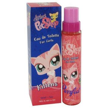 Littlest Pet Shop Kittens By Marmol & Son Eau De Toilette Spray 1.7 Oz (pack of 1 Ea)
