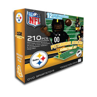 Pittsburgh Steelers Game Time Set