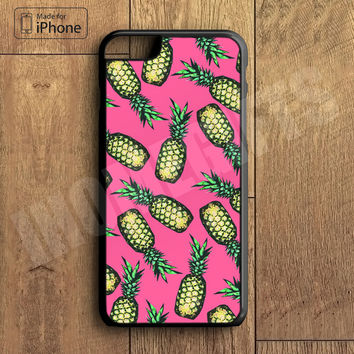 Pineapple Plastic Case iPhone 6S 6 Plus 5 5S SE 5C 4 4S Case Ipod Touch 9a6baa849235