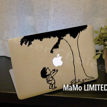 ChildhoodMacbook Decals Macbook Stickers Macbook by MaMoLIMITED