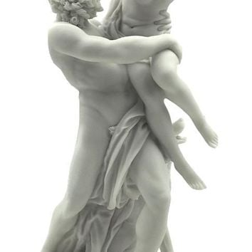 Pluto and Persephone Sculpture by Bernini Galleria Borghese Rome 14H