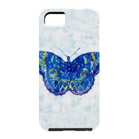 CayenaBlanca Watercolour Butterfly Cell Phone Case