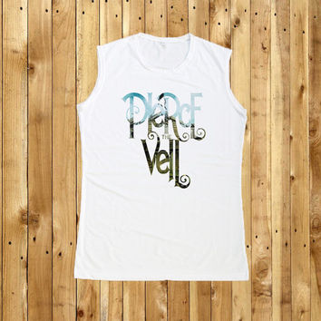 Pierce the Veil Shirt Tank Top T-Shirt Women Muscle Tee Tank Tops Tee Shirt size S M L