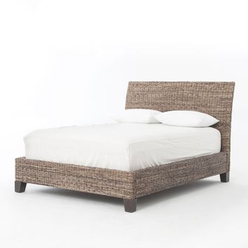 BORSALA BED QUEEN