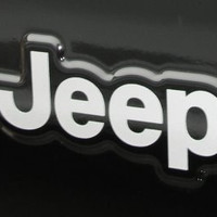 JEEP Fender Replacement Decals