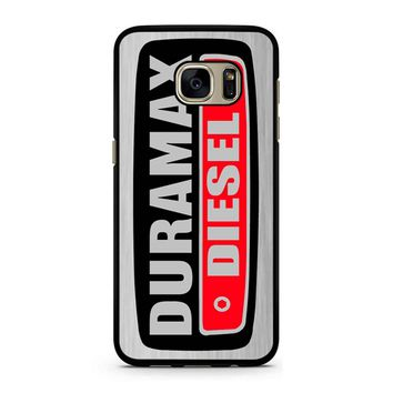 Duramax Diesel On Plate Samsung Galaxy S7 Case
