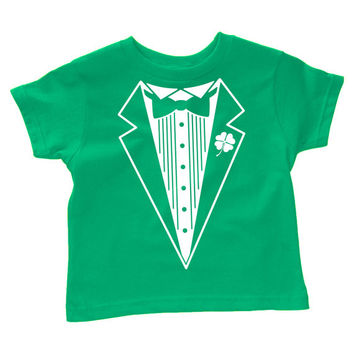 St. Patrick's Day Toddler T-Shirt (2T - 7)
