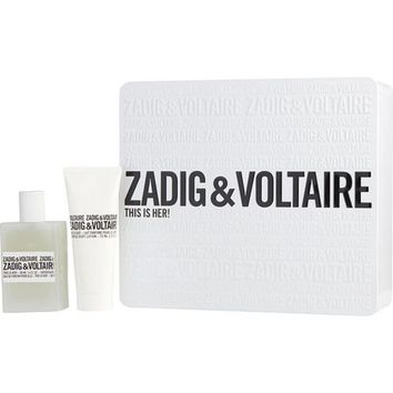 ZADIG & VOLTAIRE THIS IS HER! by Zadig & Voltaire - Type: Gift Sets