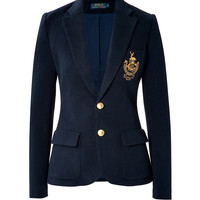 Polo Ralph Lauren - Tailored Cotton College Blazer