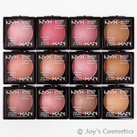 "2 NYX Baked Blush   ""Pick Your 2 Color""    *Joy's cosmetics*"