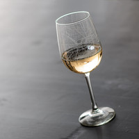 Houston Maps Wine Glass