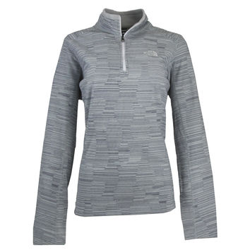 The North Face Women's Novelty Glacier 1/4 Zip Pullover