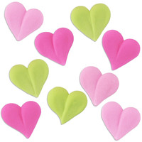 Bright Icing Hearts