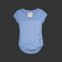 Womens Tees & Tanks | Womens Sale | Abercrombie.com