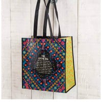 Natural Life Recycled Bag - The Giving Bag
