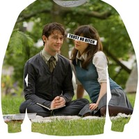 Trust No Bitch 500 Days of Summer Crewneck Sweatshirt