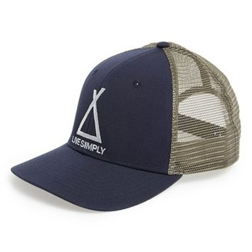 Men's Patagonia 'Tent Life' Trucker Hat
