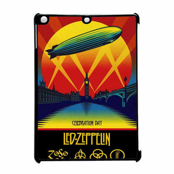 Led Zeppelin Poster iPad Air Case