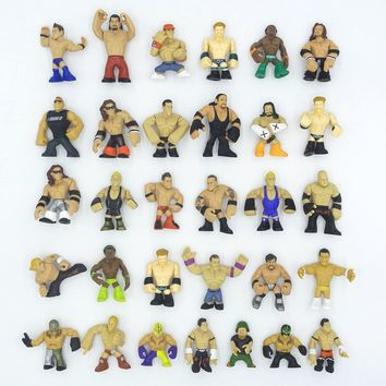 31 Pieces Wrestling Toys Collection Action Figures