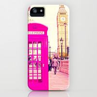 TELEPHONE  iPhone & iPod Case by Ylenia Pizzetti