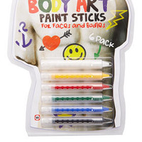 Body Art Paint Sticks
