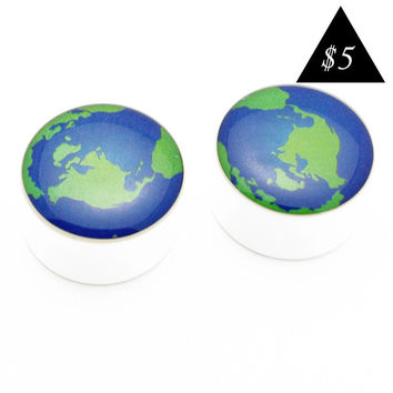 GLobes BMA Plugs (6mm-60mm)