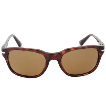 Persol Sunglasses PO3112S 24/57 | Havana Frame | Brown Polarized Lens