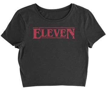 Eleven   Cropped T-Shirt