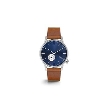 Komono - Winston Subs Blue Cognac  Watch /  Lenses