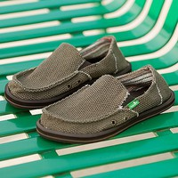 Boys - Sanuk Vagabond Surfer Shoe