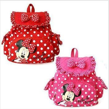 Backpacks Rucksacks Mouse Little for School