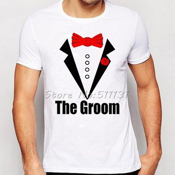 The Groom - Bachelor Party/Engagement/Wedding T-Shirt