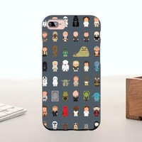 MaiYaCa Silicone case Star Wars All Characters Funny Lovely  Phone Accessories For iphone 6 6s case