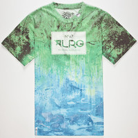 Lrg Roots People Mens T-Shirt Kelly Green  In Sizes