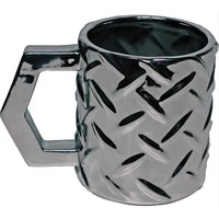 Mug Tough & Rugged Steel Plate