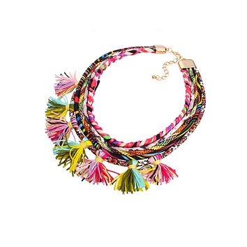 Bohemian Necklace 4