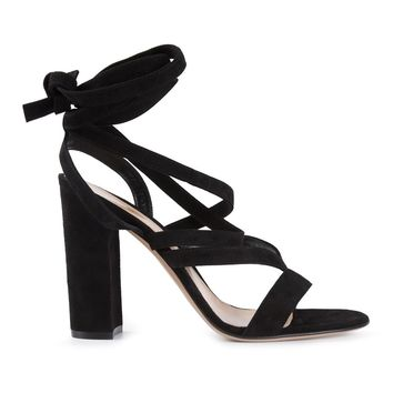 Gianvito Rossi 'janis' Sandals - Biondini Paris - Farfetch.com