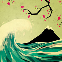 Poster - The wave