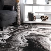 nuLOOM Remona Abstract Area Rug