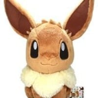 "Pokemon I LOVE EEVEE Banpresto High Quality Plush - 48100 ~ 10"" Eevee"