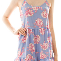 Violet Kiss Romper | Bloody-Fabulous