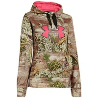 Under Armour UA Camo Big Logo Hoody - Women's