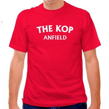 Liverpool The Kop Anfield T-shirt