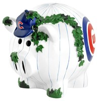 Chicago Cubs Piggy Bank  Thematic Large