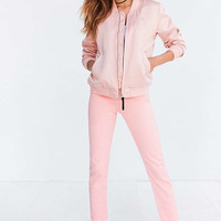 BDG Girlfriend High-Rise Jean - Pink - Urban Outfitters