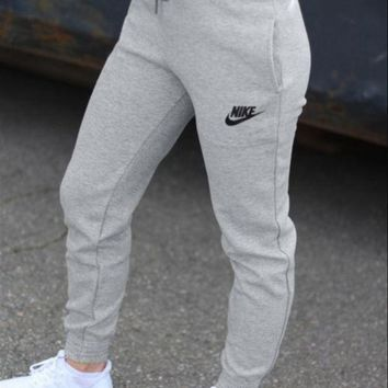 DCCKN6V Nike' Women Fashion Leisure Running Pants Sweatpants G