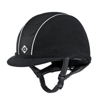 Charles Owen Ayr8 Helmet with Piping** | Dover Saddlery