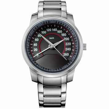 BMW SPEEDOMETER 2 Metal Watch