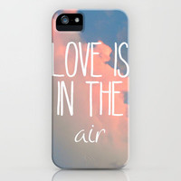 love is... iPhone Case by Alice C. | Society6