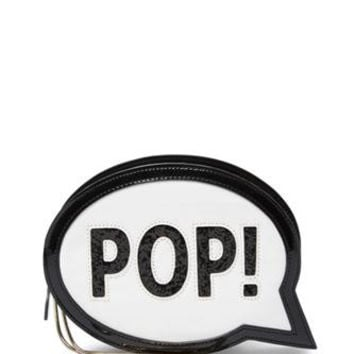 Kate Spade New York Patent Leather Pop Clutch